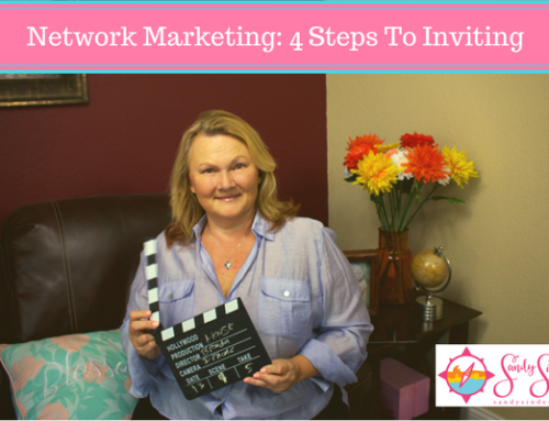 Network Marketing: 4 Steps To Inviting