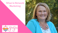 network marketing, sandy sinden